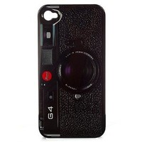 Camera iPhone 4 / 4S Printing Case - G4