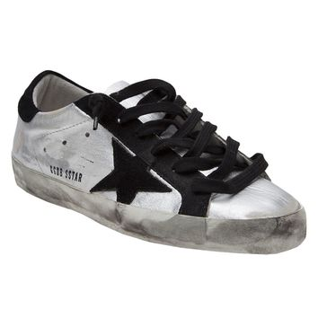 Golden Goose Deluxe Brand 'Superstar' Trainer