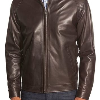 Men's Remy Leather Jacket,