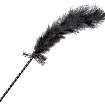 Frisky Feather Tickler (Black)