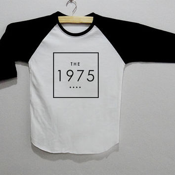 the 1975 band Long Sleeve Tee Shirt T-Shirt Top Unisex Size