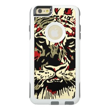 Rasta Color Tiger OtterBox iPhone 6/6s Plus Case