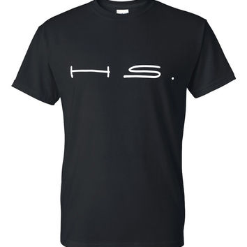 "Harry Styles ""H.S."" T-Shirt"