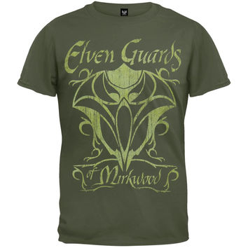 The Hobbit - Guards of Mirkwood Soft T-Shirt