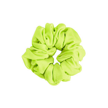Nylon Tricot Scrunchie | American Apparel