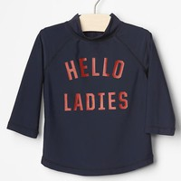 Gap Hello Ladies Rash Guard