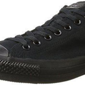 ct all star ox blk m5039 converse 11 black monochrome