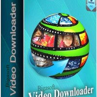 Bigasoft Video Downloader Pro 3.14 Crack & Keygen Download