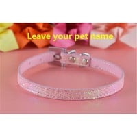 10MM  Leather Collar for dog cats