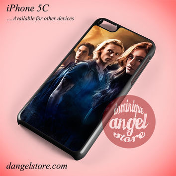 The Mortal Instruments City Of Bones Poster Phone case for iPhone 5C and another iPhone devices