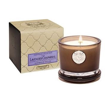 Lavender Chaparral Scented Candle