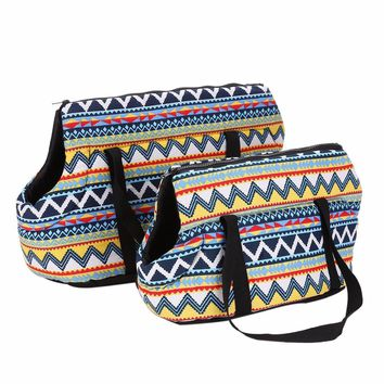 Pet Carrier Dog Backpack Cozy & Soft Puppy Cat Dog Bags Outdoor Hiking Travel Pet Bag Chihuahua Shoulder Carrier Pet Products