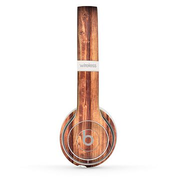 The Bright Stained Wooden Planks Skin Set for the Beats by Dre Solo 2 Wireless Headphones