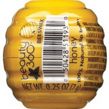 Beauty 360 Honey Lip Balm, 0.25 OZ - CVS.com