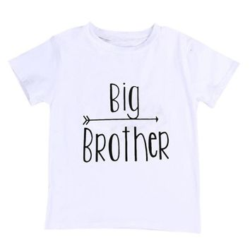 Big Brother - Children Baby Boys T shirt