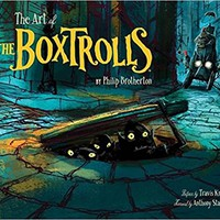 The Art of The Boxtrolls Hardcover – CLV, September 23, 2014