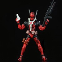 Deadpool Action Figure w/ Arsenal