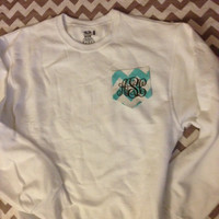 NEW Crewneck Frocket Sweatshirt