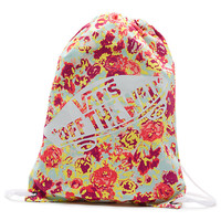 Benched Floral Canvas Bag | Shop Womens Backpacks at Vans