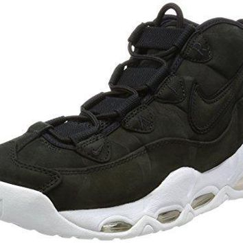NIke Air Max Uptempo Mens Hi Top Basketball Trainers 311090 Sneakers Shoes