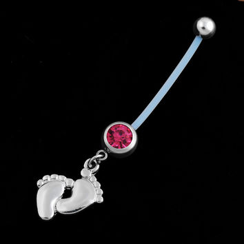 Cartoons Baby Soft Accessory Belly Ring [6768789511]