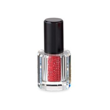 Oleg Cassini Red Hot Collection Crystal Nail Polish Collectible