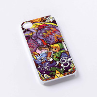 the legend of zelda the wind waker iPhone 4/4S, 5/5S, 5C,6,6plus,and Samsung s3,s4,s5,s6