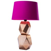 NEW! Miami Pink Table Lamp