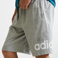 adidas Jersey Logo Knit Short | Urban Outfitters