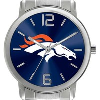 Women's Game Time Watches 'NFL All Around - Denver Broncos' Bracelet Watch, 35mm