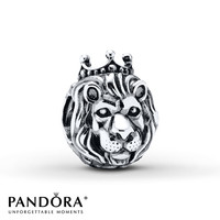 Pandora Charm King of the Jungle Sterling Silver