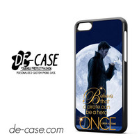 Captain Hook Once Upon A Time Believe DEAL-2389 Apple Phonecase Cover For Iphone 5C