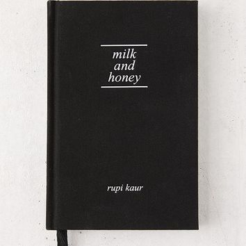 Milk and Honey Gift Edition By Rupi Kaur | Urban Outfitters
