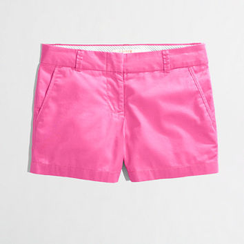 "Factory 4"" chino short - AllProducts - FactorySale's Clearance - J.Crew Factory"