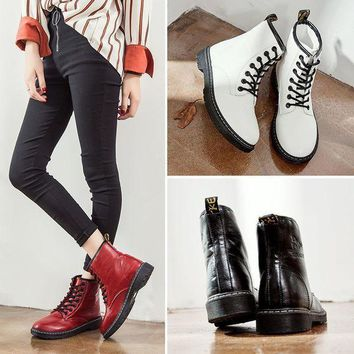 ONETOW On Sale Hot Deal Dr. Martens Winter Stylish Boots [11144748039]