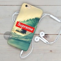 Ocean Surfing Supreme iPhone Case Cover Series
