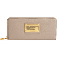 Marc by Marc Jacobs Classic Q Slim Zip Wallet at Barneys.com
