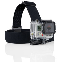 GoPro Head Strap Mount | Easy head mount for all GoPro cameras
