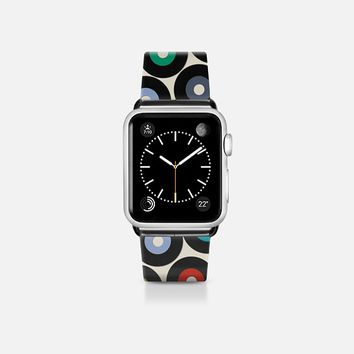 VINYL apple watch band Apple Watch Band (38mm) by Sharon Turner | Casetify