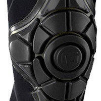 G-Form Knee Pad XS Black/Charcoal