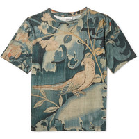 Dries Van Noten - Hague Slim-Fit Printed Cotton-Jersey T-Shirt
