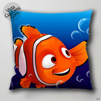 Finding Nemo Pillow Case, Chusion Cover ( 1 or 2 Side Print With Size 16, 18, 20, 26, 30, 36 inch )