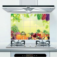 60*90CM Home decor Kitchen Wall Stickers Decal Decorations Art Accessories Supplies Gear Items Stuff Products