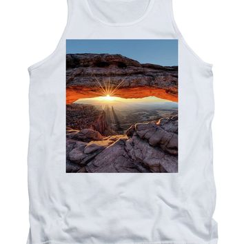Mesa Arch Sunburst - Tank Top