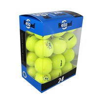 Reload 24-pk. SpongeBob SquarePants Recycled Golf Balls, Size: One Size (Yellow)