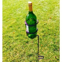 Backyard Butler Spiked Wine Bottle Holder