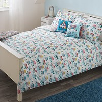 George Home Christmas Cheer Village Duvet Range | Bedding | ASDA direct