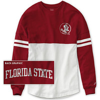 Florida State University Seminoles Women's Ra Ra Long Sleeve T-Shirt