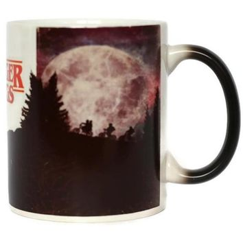 "Stranger Things ""Moon"" Color Changing Mug"