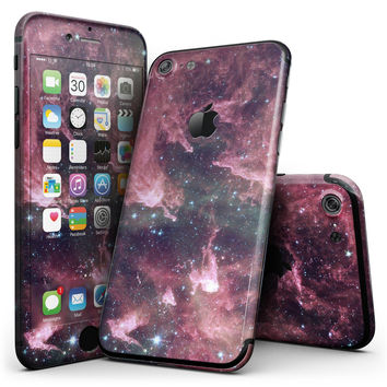 Vibrant Deep Space - 4-Piece Skin Kit for the iPhone 7 or 7 Plus